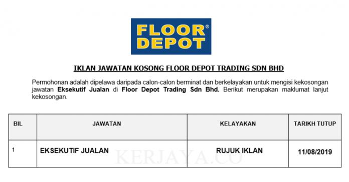 Floor Depot Trading Sdn Bhd