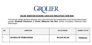 Grolier (Malaysia) Sdn Bhd