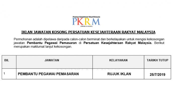 Persatuan Kesejahteraan Rakyat Malaysia