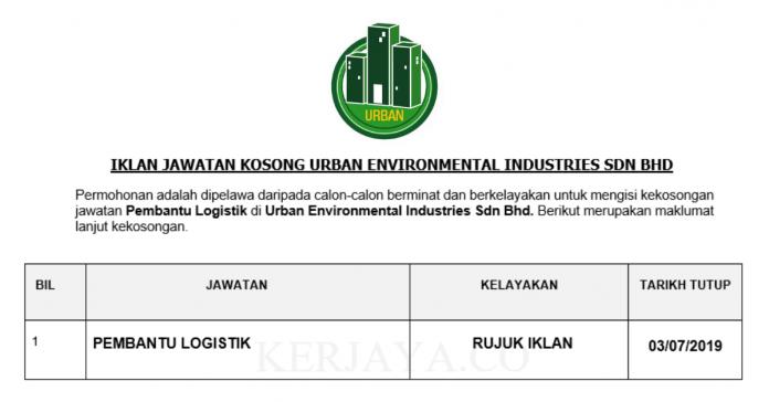 Urban Environmental Industries Sdn Bhd