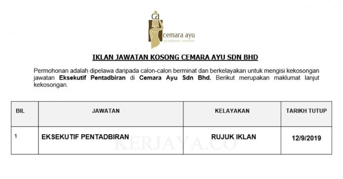 Cemara Ayu Sdn Bhd