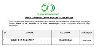 DZ COM TECHNOLOGIES