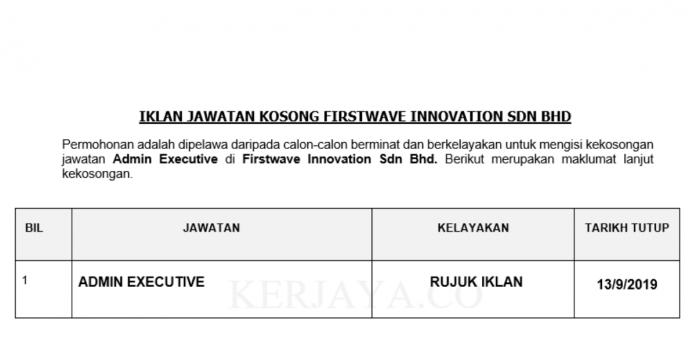 Firstwave Innovation Sdn Bhd