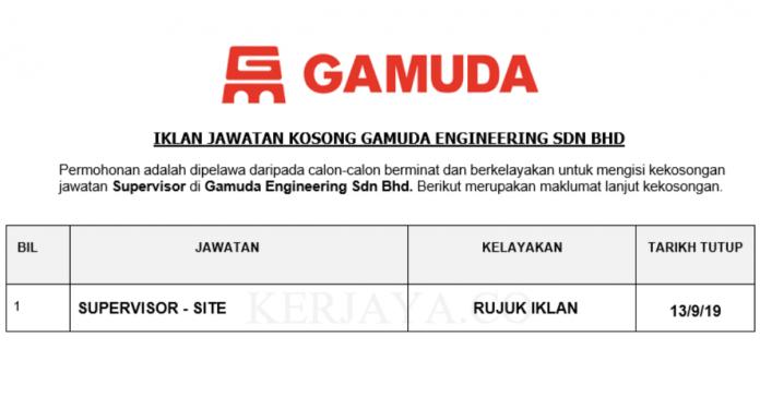 Gamuda Engineering Sdn Bhd