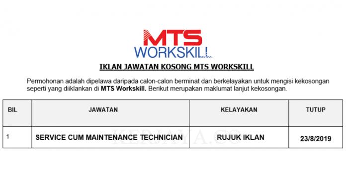 MTS Workskill