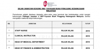 NKF-Yayasan Buah Pinggang Kebangsaan Malaysia