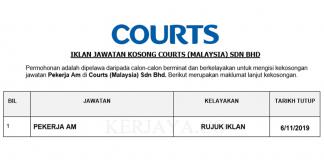 Courts (Malaysia) Sdn Bhd