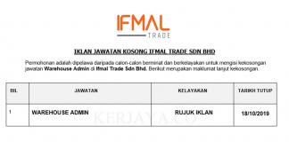Ifmal Trade Sdn Bhd