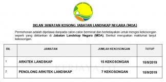 Jabatan Landskap Negara (MOA)