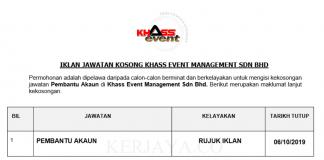 Khass Event Management Sdn Bhd