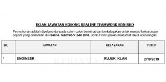 Realine Teamwork Sdn Bhd