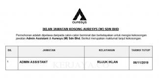 Auresys (M) Sdn Bhd
