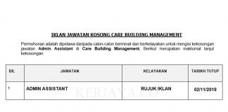 Care Building Management