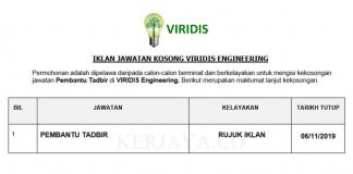 VIRIDIS Engineering