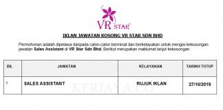 VR Star Sdn Bhd