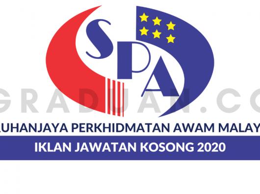 Senarai Permohonan Jawatan Kosong Terkini Di Kerja Spa 2020 Portal Kerja Kosong Graduan