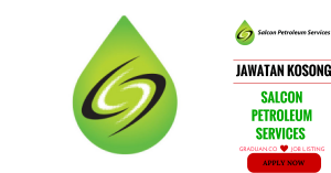 Jawatan Kosong Terkini Salcon Petroleum Services Sdn Bhd