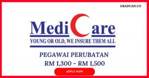 Jawatan Kosong Terkini Medicare Assistance Sdn Bhd