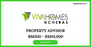 Jawatan Kosong Terkini Vivahomes Realty Sdn Bhd