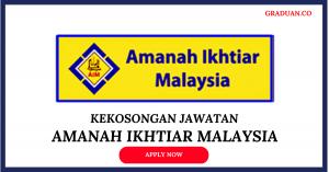 Jawatan KosongTerkini Amanah Ikhtiar Malaysia