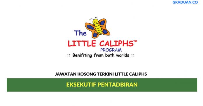 Permohonan Jawatan Kosong Terkini Little Caliphs