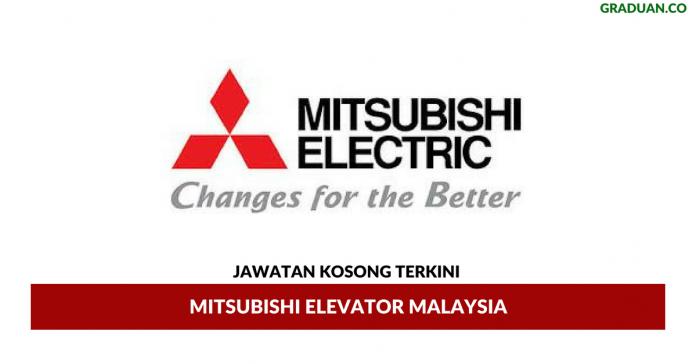 Permohonan Jawatan Kosong Terkini Mitsubishi Elevator Malaysia