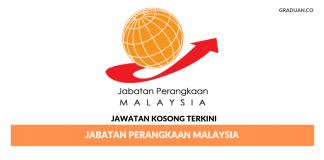 Permohonan Jawatan Kosong Terkini Jabatan Perangkaan Malaysia