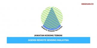 _Permohonan Jawatan Kosong Agensi Remote Sensing Malaysia