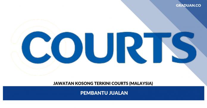 Jawatan Kosong Terkini Courts (Malaysia)