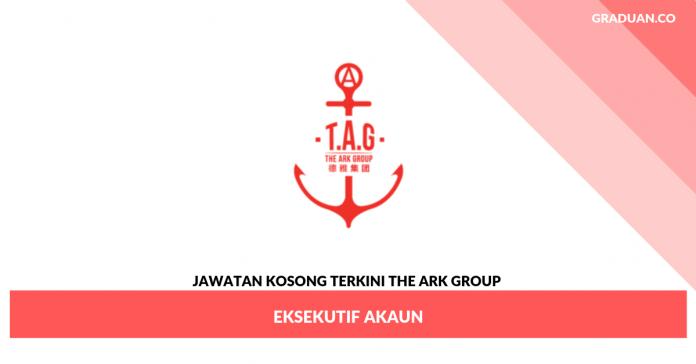 Jawatan Kosong Terkini The Ark Group