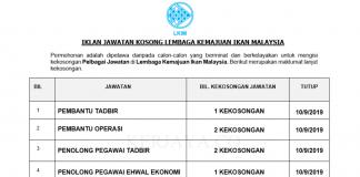 Lembaga Kemajuan Ikan Malaysia