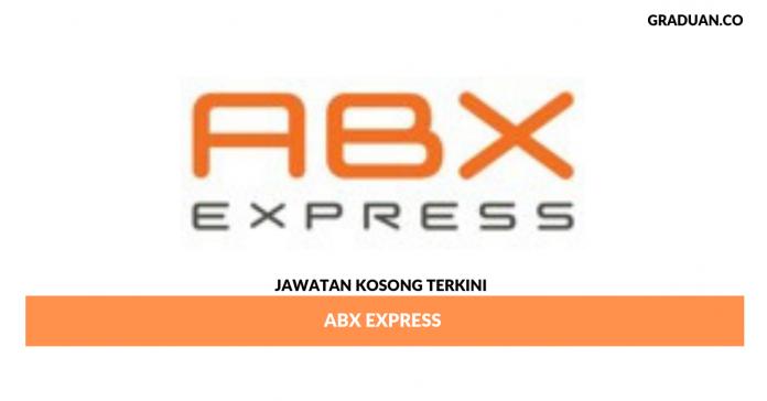 Permohonan Jawatan Kosong Terkini ABX Express