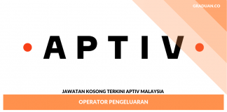 Jawatan Kosong Terkini APTIV MALAYSIA
