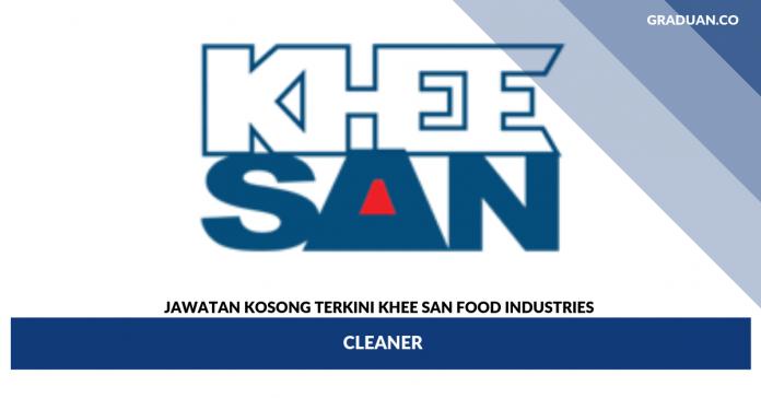 _Jawatan Kosong Terkini Khee San Food Industries