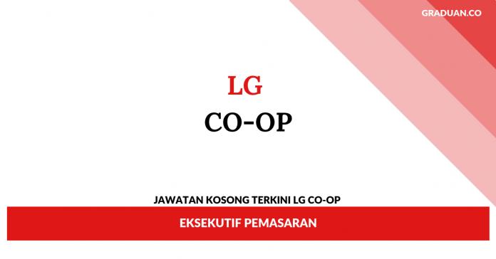 Jawatan Kosong Terkini LG Co-Op