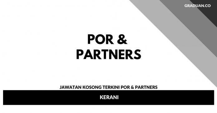 Jawatan Kosong Terkini Por & Partners