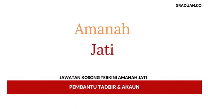 _Permohonan Jawatan Kosong Amanah Jati _ Pembantu Tadbir & Akaun