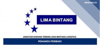Permohonan Jawatan Kosong Lima Bintang Logistics