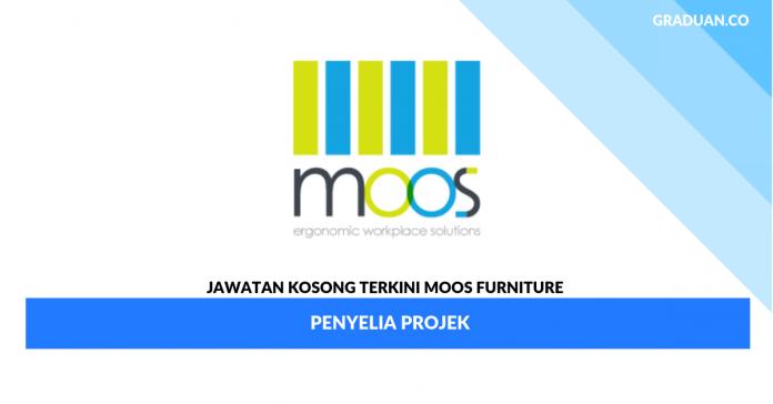 Permohonan Jawatan Kosong MOOS Furniture _ Penyelia Projek