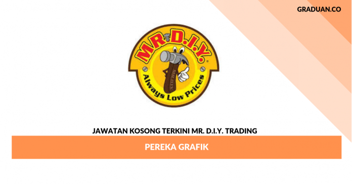 _Permohonan Jawatan Kosong Mr. D.I.Y. Trading _ Pereka Grafik