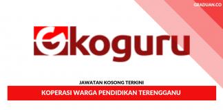 Permohonan Jawatan Kosong Terkini Koperasi Warga Pendidikan Terengganu Berhad