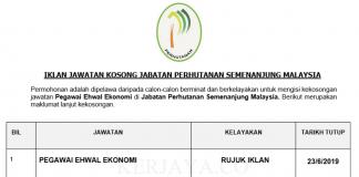 Jabatan Perhutanan Semenanjung Malaysia