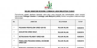 _Jawatan Kosong Lembaga Lada Malaysia (MPB)