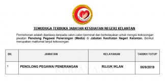 Jabatan Kesihatan Negeri Kelantan