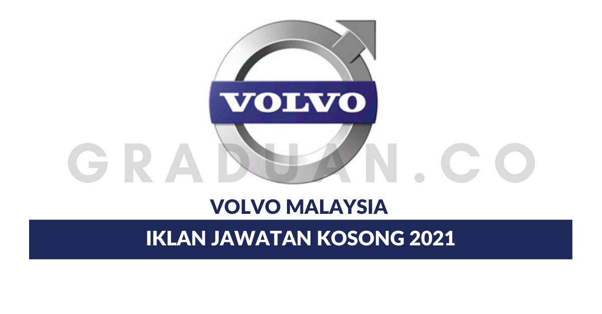 Permohonan Jawatan Kosong Volvo Malaysia • Portal Kerja ...